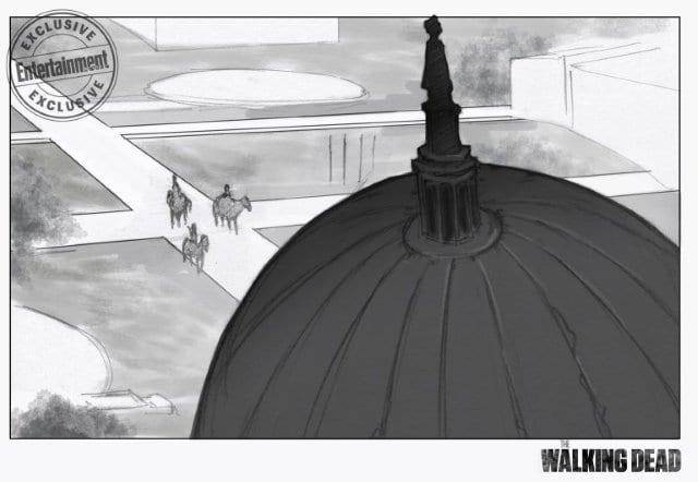 TWD_S9E1_7 The Walking Dead: Storyboard und Concept Art zur Staffelpremiere
