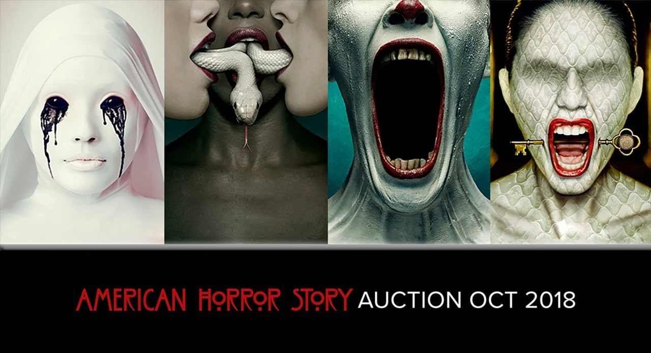 """Ersteigert originale Requisiten aus """"American Horror Story"""""""