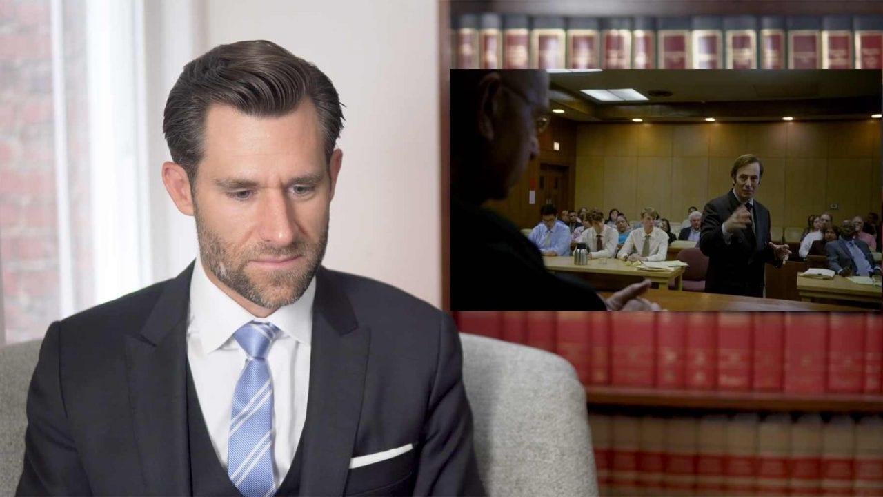 Die Meinung eines echten Anwaltes zu Better Call Saul
