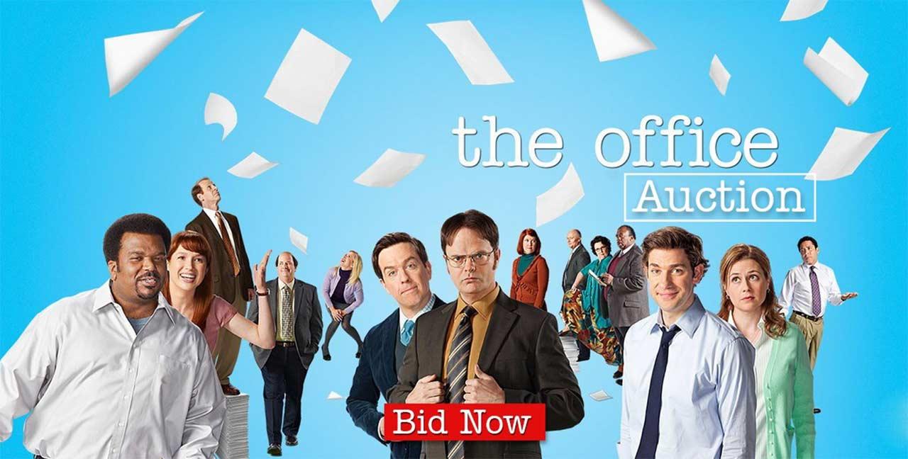 """auktion-the-office-requisiten Ersteigert originale Requisiten aus """"The Office"""""""