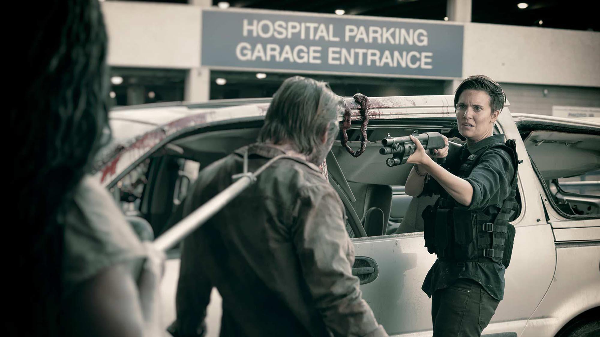 ftwds04e16b Review: Fear the Walking Dead S04E16 - ... I Lose Myself