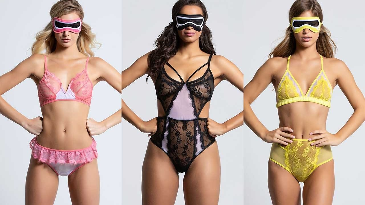 Power Rangers-Dessous