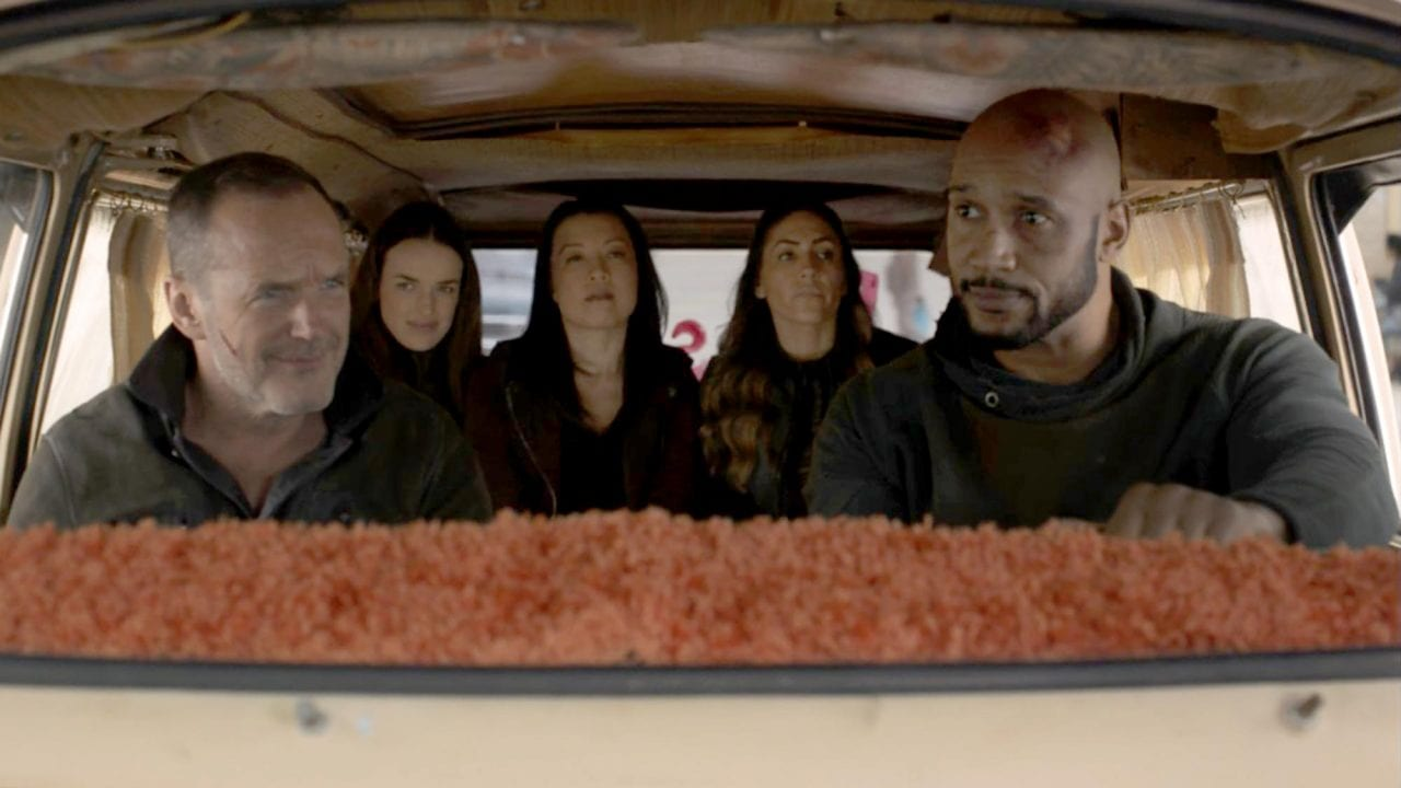 Review: Marvel's Agents of S.H.I.E.L.D. S05E11 + E12 – All the Comforts of Home + The Real Deal