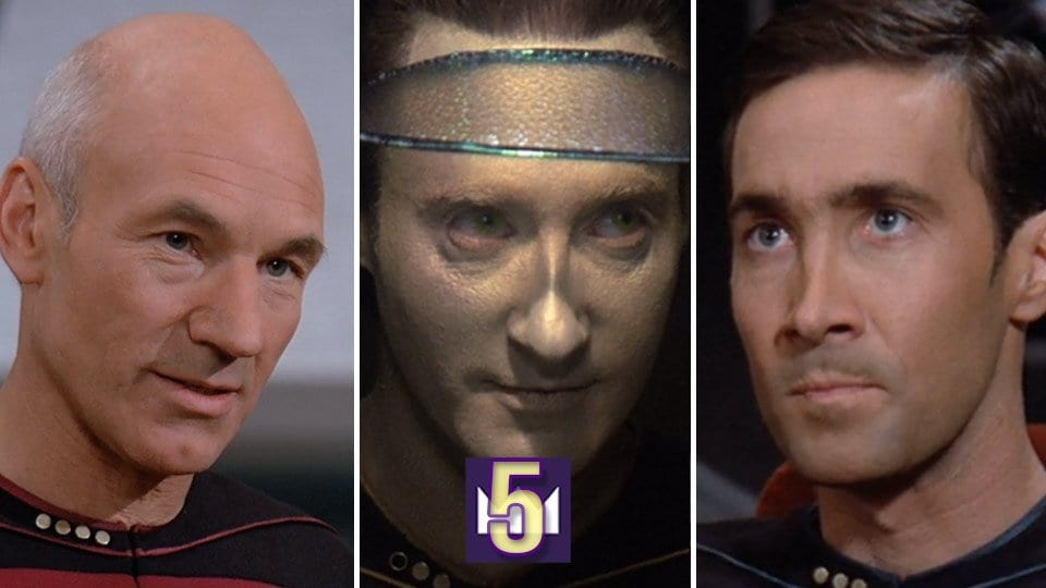 Review: Star Trek TNG S02E09 – The Measure of a Man