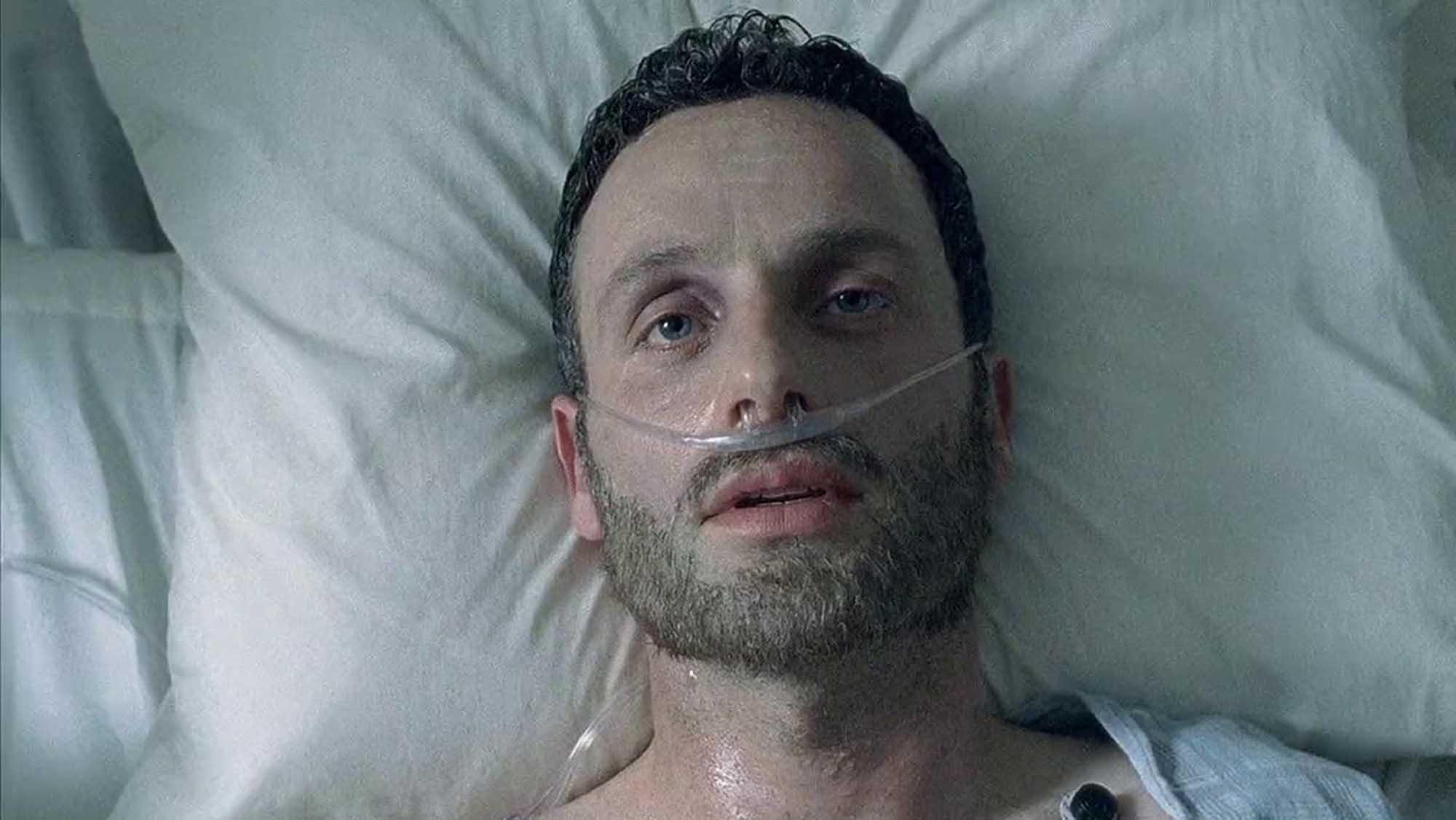 twds01e01d Review: The Walking Dead S01E01 - Days gone bye