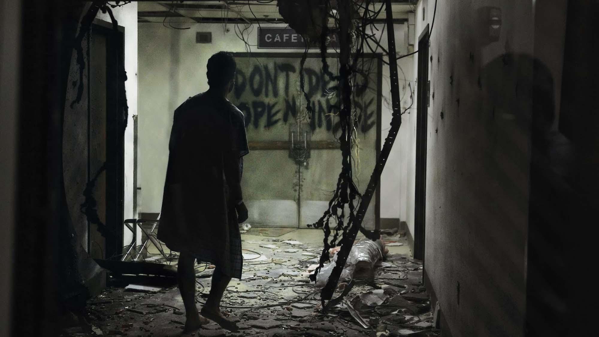 twds01e01e Review: The Walking Dead S01E01 - Days gone bye