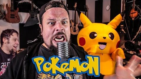 Pokémon-Theme als Metal-Song