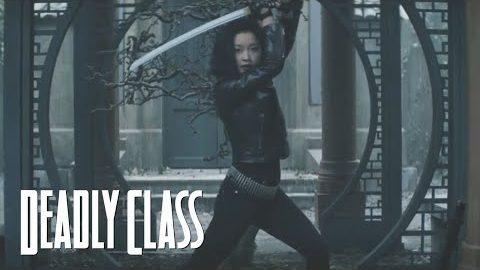 """Neuer Trailer zur Comic-Adaption """"Deadly Class"""""""