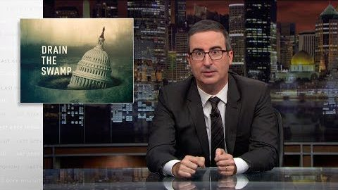 Last Week Tonight with John Oliver: Drain the Swamp