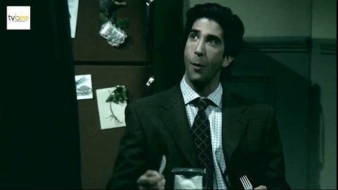 Friends: Ohne Lacher wirkt Ross wie ein Psychopath