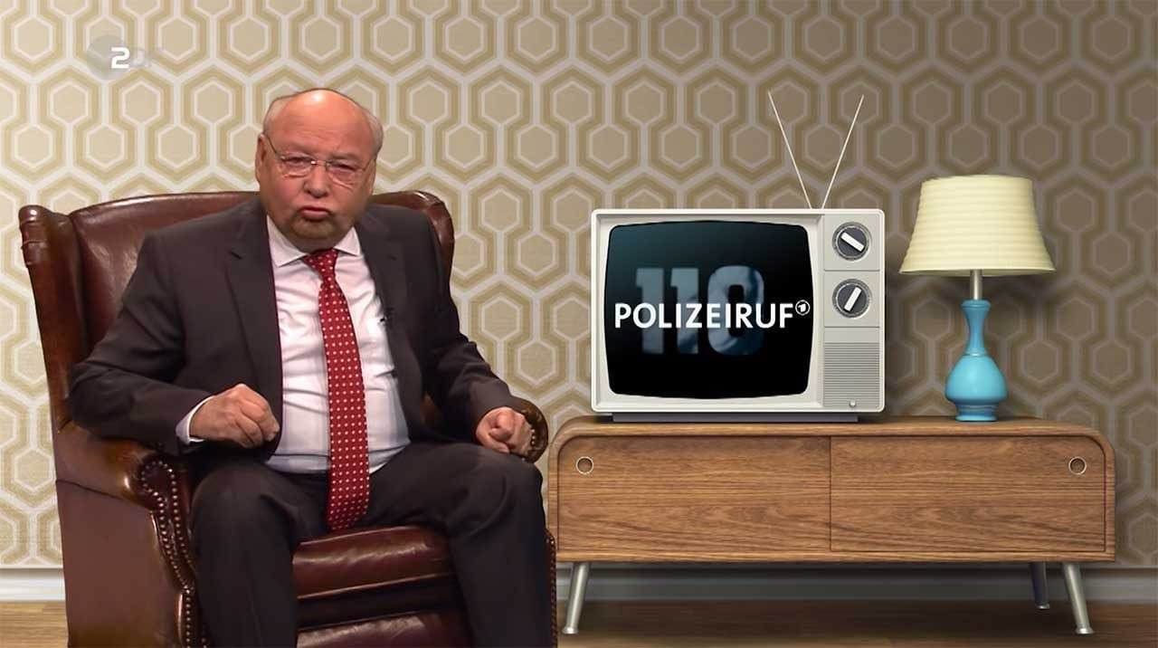 """heute-show: Kommentar zur Zensur des """"FCK AFD""""-Aufklebers im """"Polizeiruf"""""""