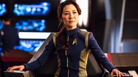 Michelle Yeoh mit eigener Star Trek Serie?