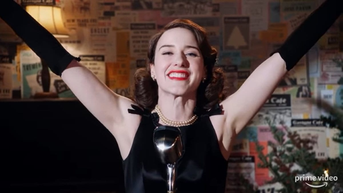 The Marvelous Mrs. Maisel: Recap-Video zur 1. Staffel