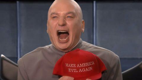 US Wahl? Vote Dr. Evil!