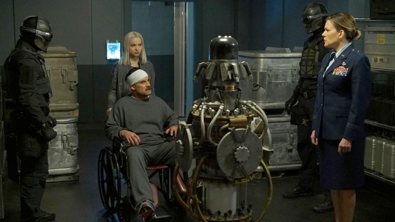 Review: Marvel's Agents of S.H.I.E.L.D. S05E15+E16 – Rise and shine + Inside voices