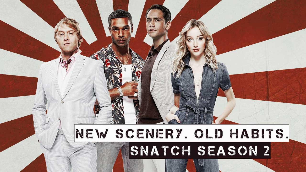 Review: Snatch Staffel 2
