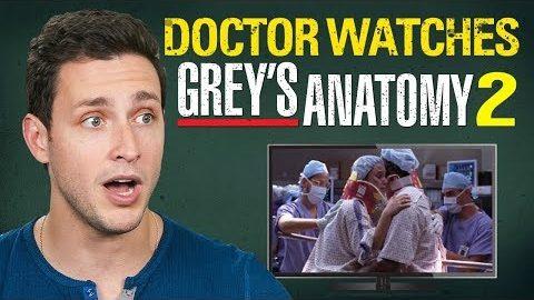 """Ein echter Arzt schaut """"Grey's Anatomy"""""""