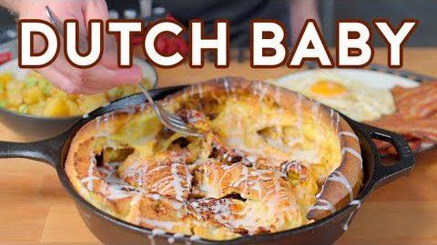 """Dutch Baby"" aus ""Bob's Burgers"" nachgekocht"