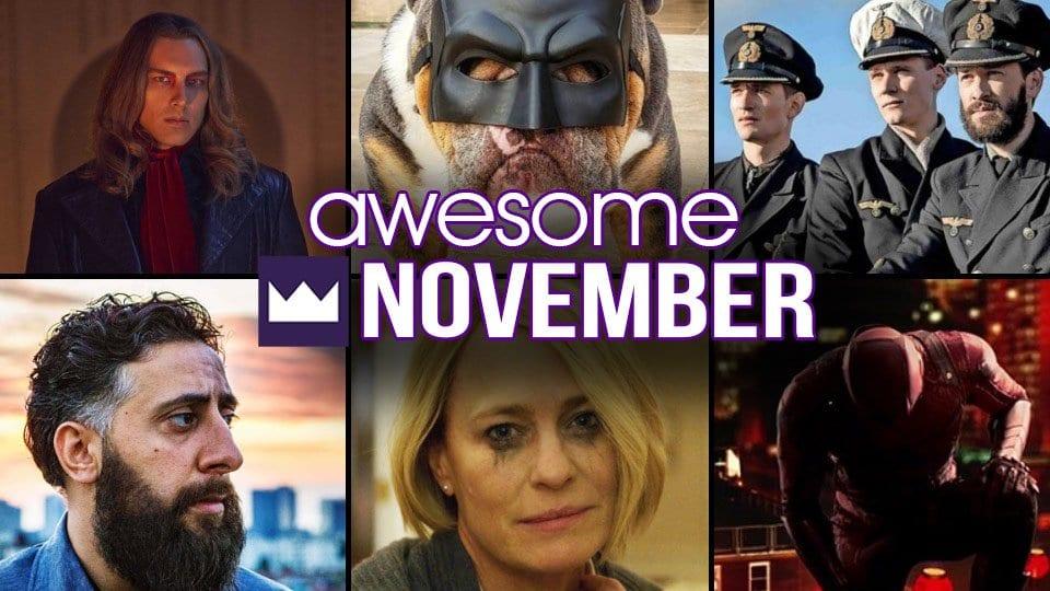 awesome November