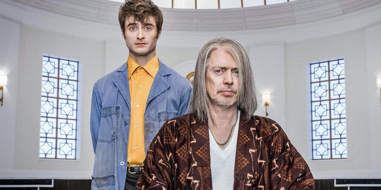 Miracle Workers Daniel Radcliffe Steve Buscemi