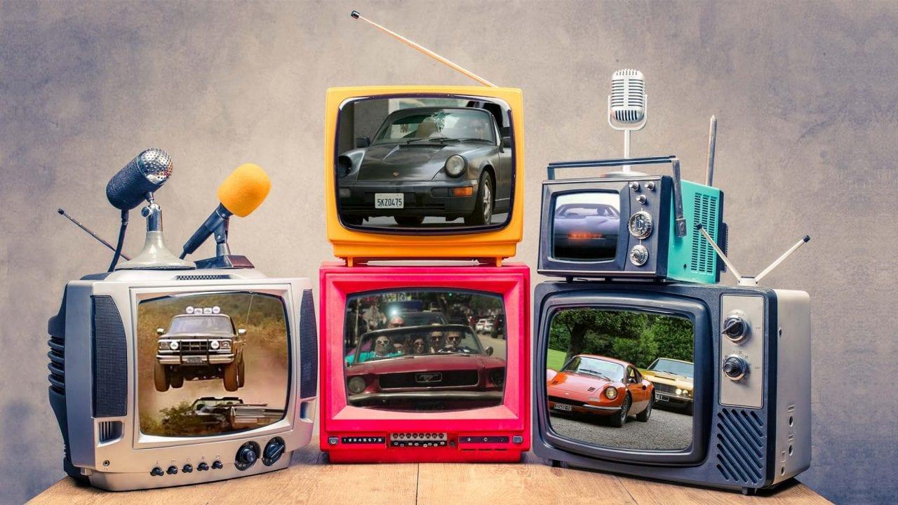 AWESOME 5: Die coolsten Fahrzeuge in Serien