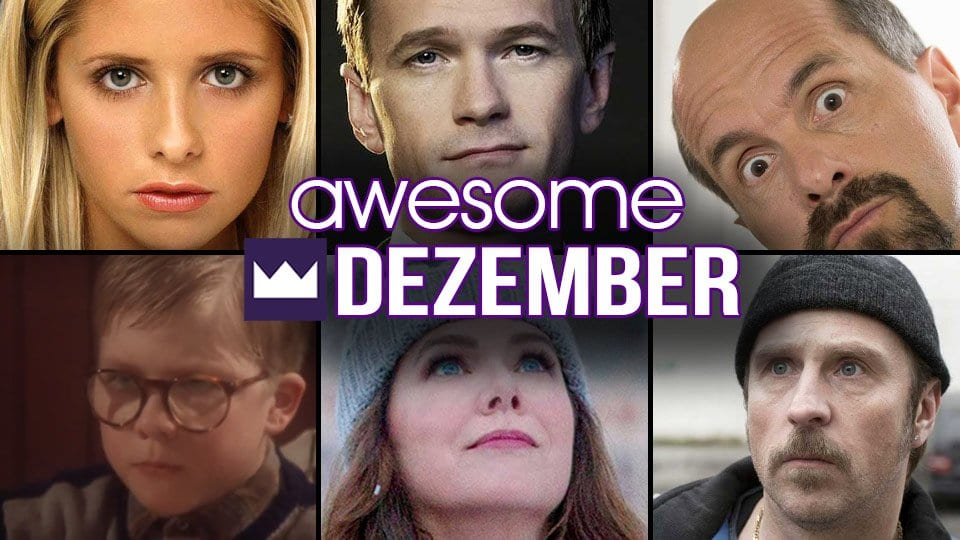 awesome Dezember