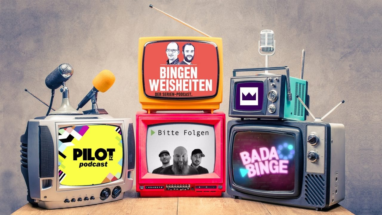 AWESOME 5: Serien-Podcasts