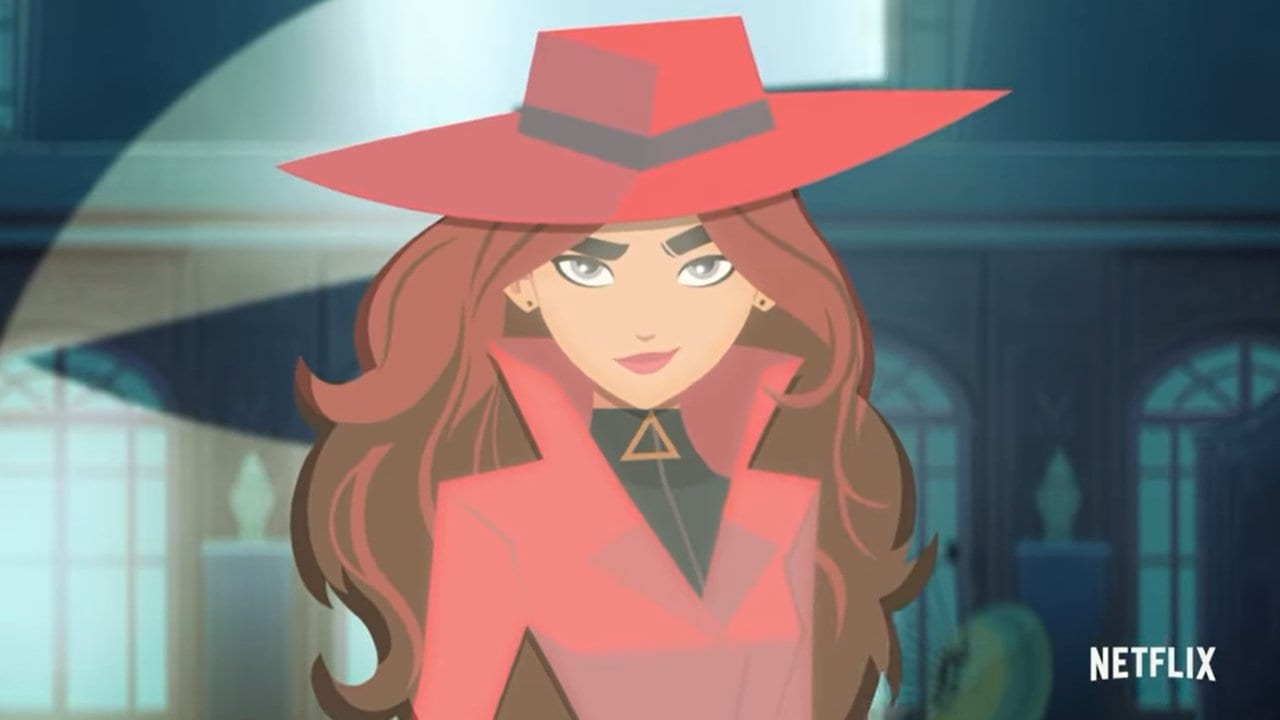 Carmen Sandiego: Trailer zur Netflix-Animationsserie