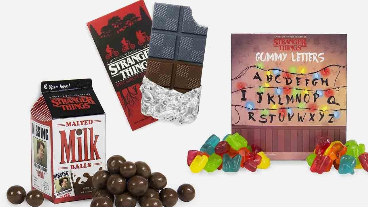"""""""Stranger Things""""-Süßigkeiten"""