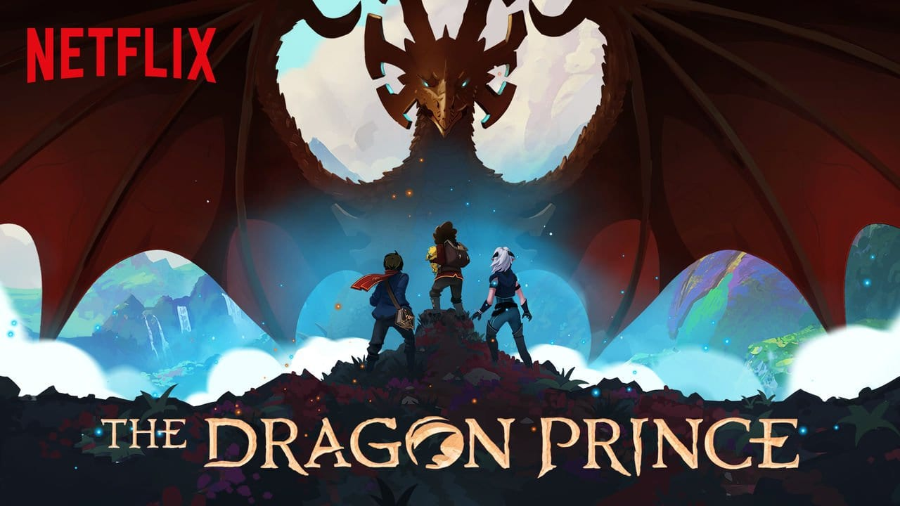 Review: The Dragon Prince – Staffel 1