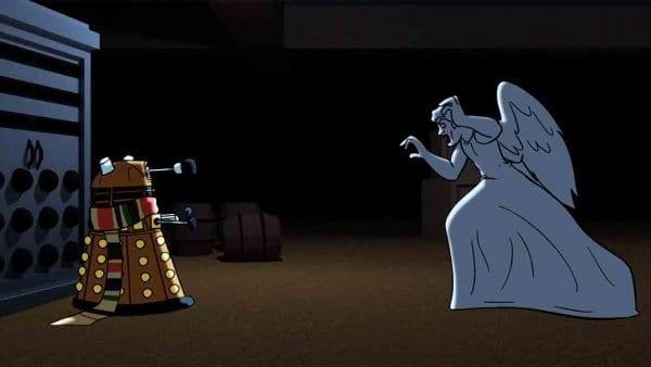 Wenn der Doctor ein Dalek wäre