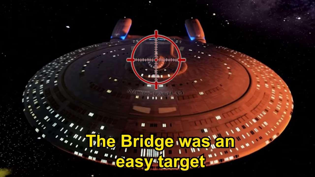 10 Designfehler der Enterprise NCC 1701-D