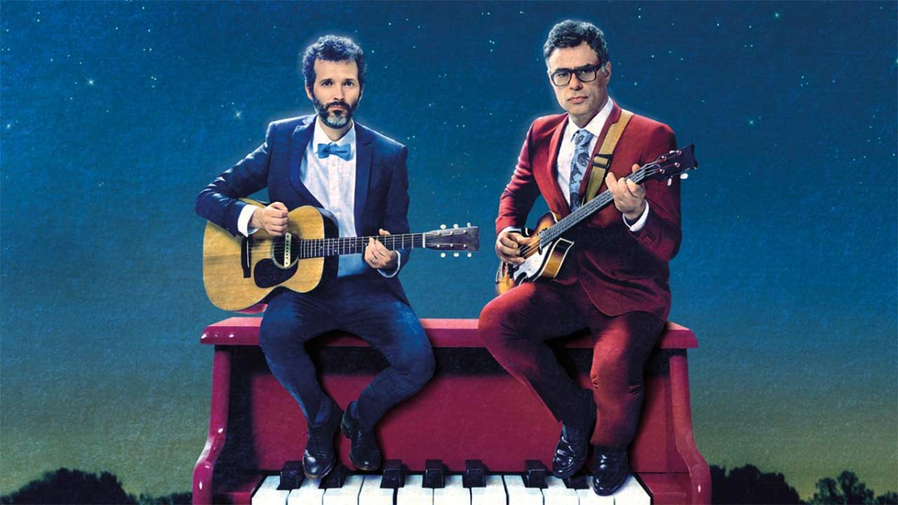 "Neuer Flight of the Conchords-Song: ""Iain and Deanna"""