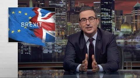 Last Week Tonight with John Oliver: Brexit III