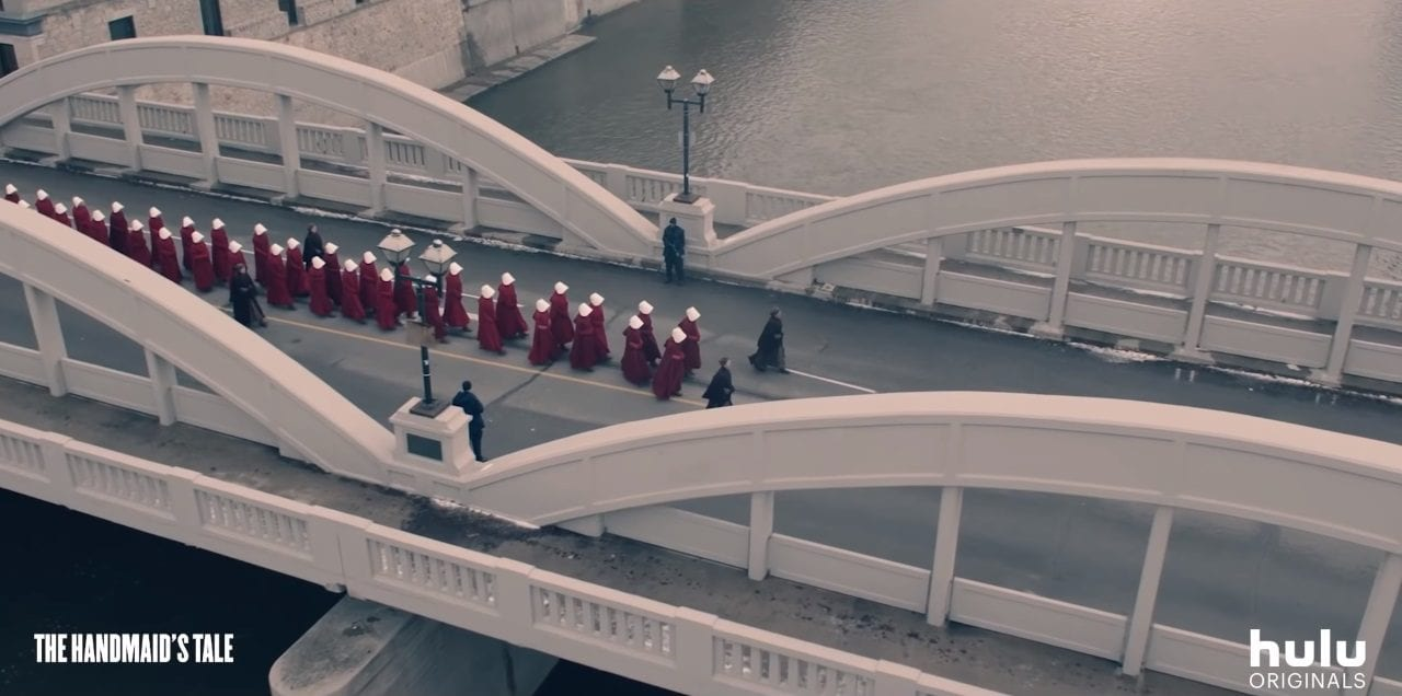 The Handmaid's Tale: Super Bowl Trailer zu Staffel 3