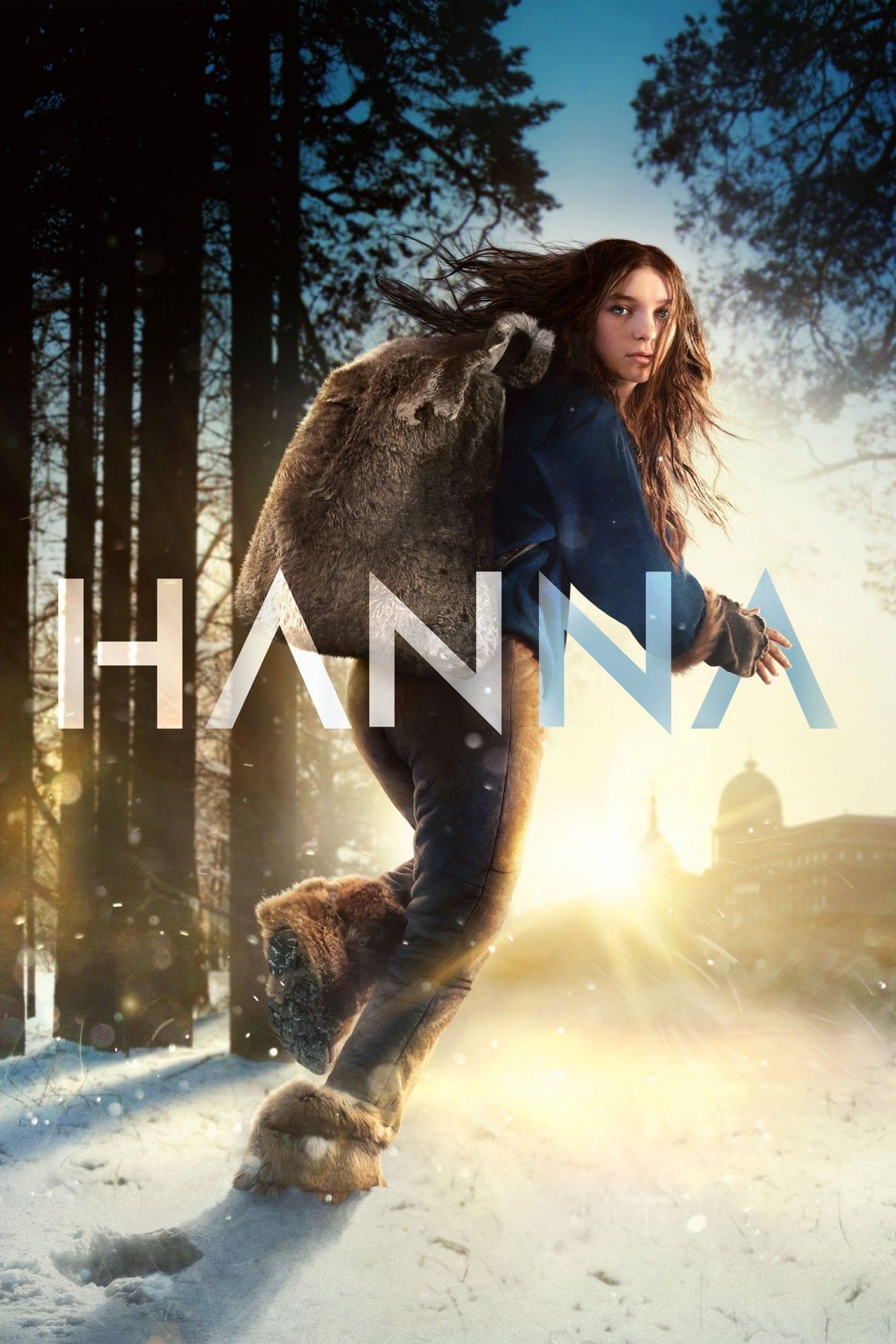 Hanna Poster Amazon Prime Original