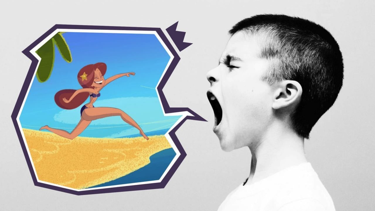 Von unnatürlichen Körperbildern in animierten Kinderserien