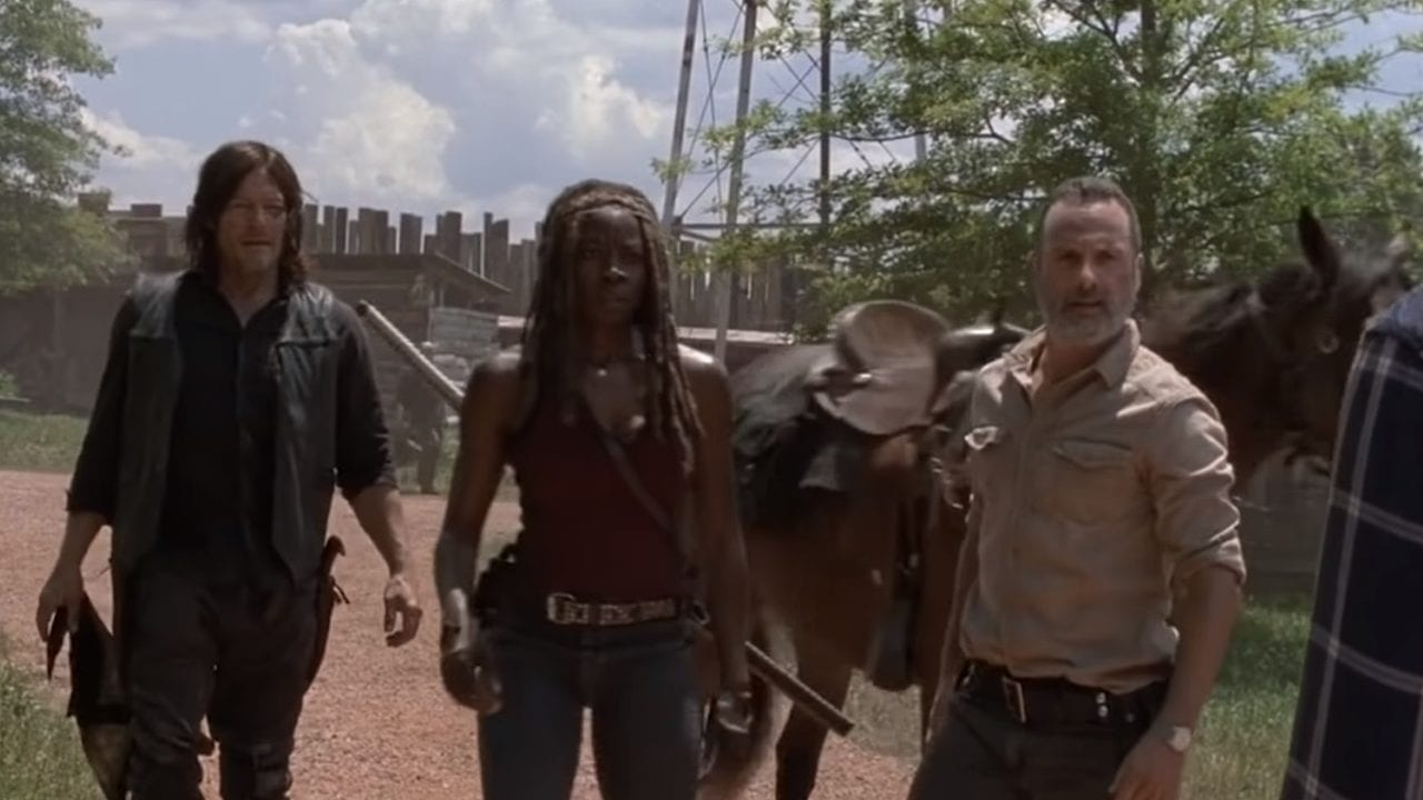 The Walking Dead: Recap zu Staffel 9A