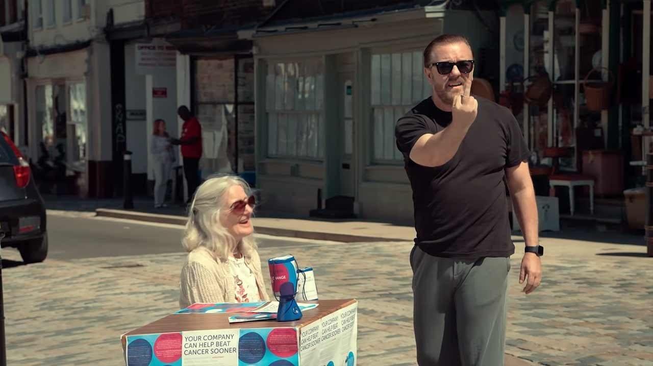 """Trailer zur neuen Ricky Gervais-Serie """"After Life"""""""