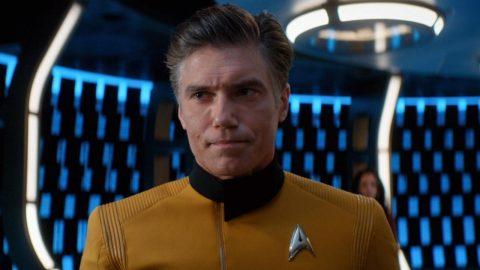 "Star Trek Discovery: ""Pike"" steigt nach Staffel 2 aus"