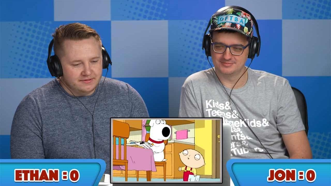 """Erkennt ihr alle Referenzen in """"Family Guy""""?"""