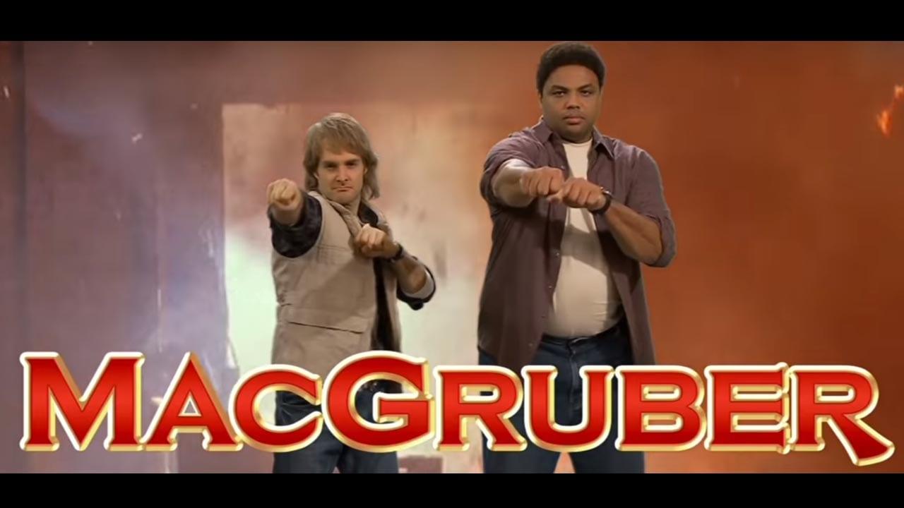 MacGruber kommt als Serie