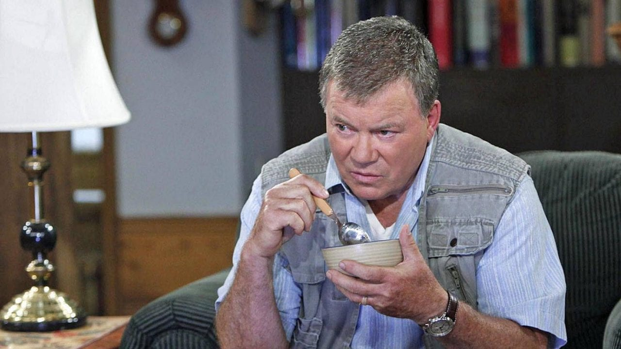The Big Bang Theory: Finale mit William Shatner