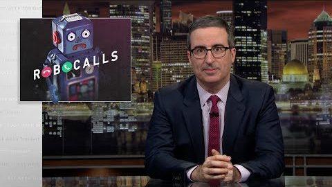 Last Week Tonight with John Oliver: Robocalls