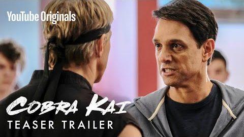 """Trailer zur 2. Staffel der Karate-Kid-Fortsetzung """"Cobra Kai"""""""
