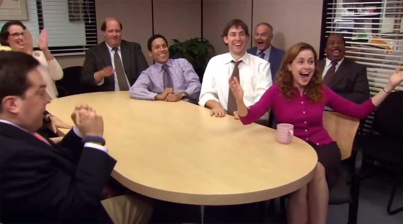 "So hat der ""The Office""-YouTube-Kanal die Millionenmarke gefeiert"