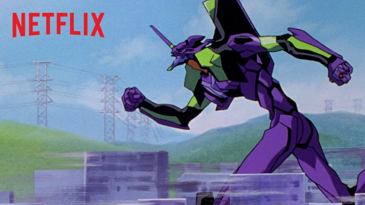 Netflix nimmt Neon Genesis Evangelion ins Programm