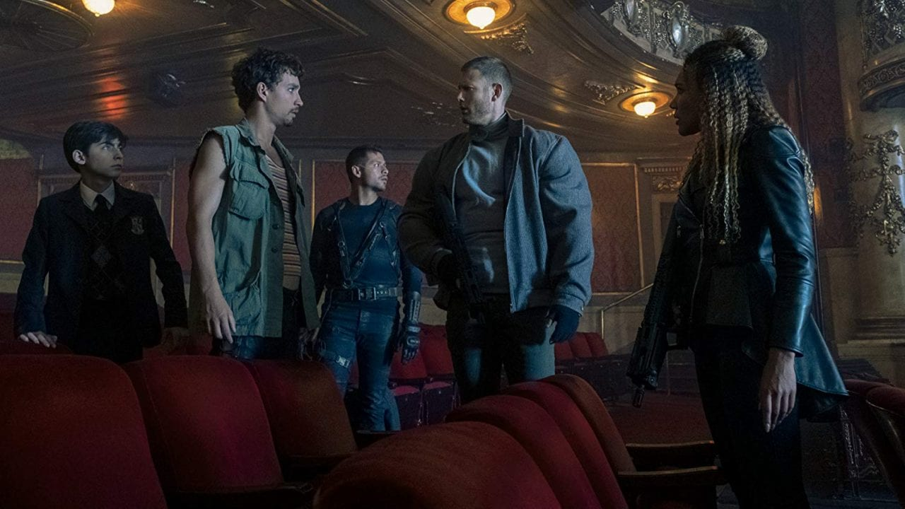 Review: The Umbrella Academy – Staffel 1