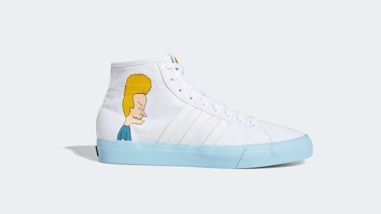 """Beavis and Butt-Head""-Sneaker"