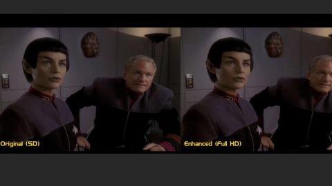 Mit Hilfe von KI: Star Trek Deep Space Nine in HD